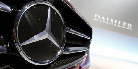 Dieselgate : l'étau se resserre autour de Mercedes