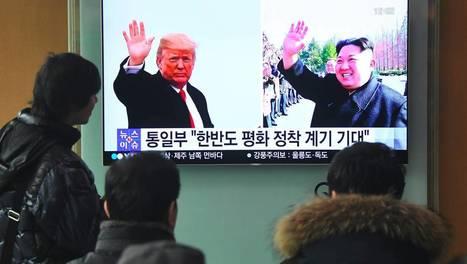 Donald Trump et Kim Jong-un vont se voir, seulement si Pyongyang tient ses promesses