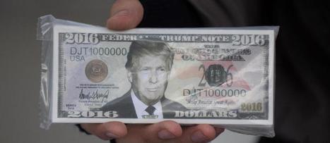 Donald Trump: président, un métier qui rapporte