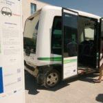 Easy Mile : le véhicule sans pilote testé à Paris pour un nouveau transport en commun