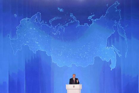«Écoutez-nous maintenant»: avertit Poutine en dévoilant les nouvelles armes russes