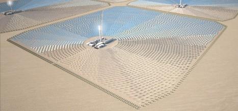 Électricité: alimenter l'Europe avec le soleil de Tunisie  – CitizenPost