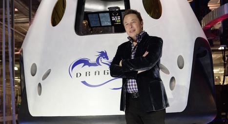 Elon Musk dévoile son plan pour aller à la conquête de Mars dès 2023