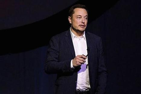 Elon Musk: Robots will take your jobs, government will have to pay your wage