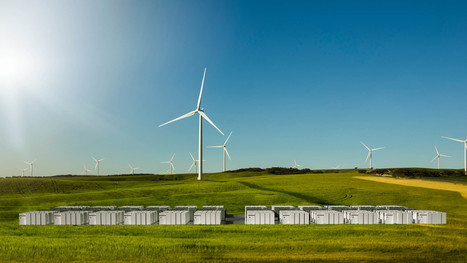 En Australie, l'immense ferme de batteries de Tesla a été utilisée pour la première fois avec succès