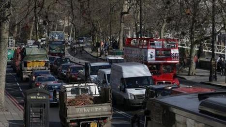 En direct du monde. À Londres, une nouvelle taxe frappe les véhicules les plus polluants