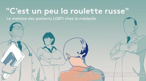 Entre «méfiance» et «humiliation», le parcours du combattant des personnes LGBTI chez le médecin