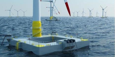 «Offshore» dans «Energies du futur»