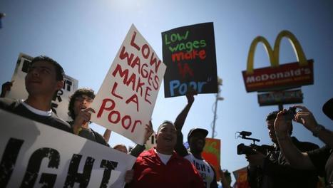Etats-Unis: les salaires ne décollent pas malgré la reprise économique