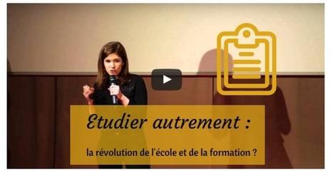 Etudier autrement : la révolution de l'école et de la formation ?