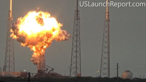 Explosion de Falcon 9 : SpaceX a-t-elle été victime d'un sabotage ?