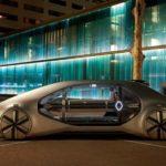 EZ-GO : Renault veut révolutionner le covoiturage avec un robot-véhicule autonome