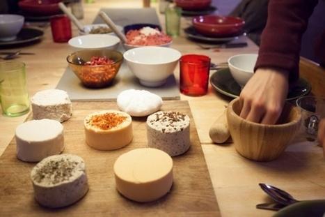 Fabriquer du fromage avec des produits végétaux : le défi d'une «vromagère»