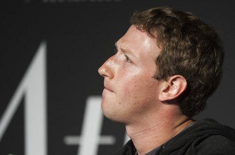 Facebook accuse une perte faramineuse en Bourse