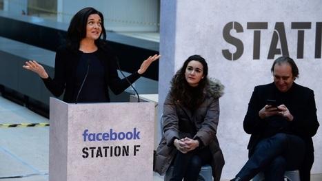 Facebook lance en France sa toute première nurserie de start-up