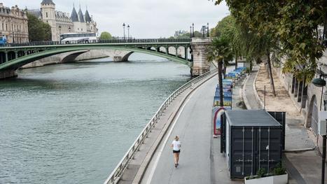Fermeture des voies sur berges à Paris : Anne Hidalgo va prendre un nouvel arrêté de piétonnisation