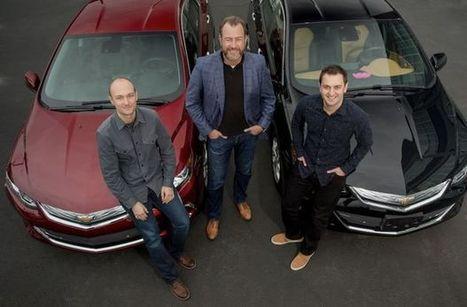 Fin des taxis? GM et Lyft, un concurrent d'Uber, vont créer un réseau de taxis autonomes
