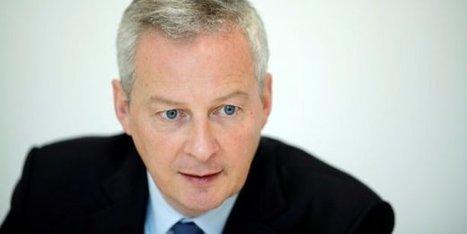 Fiscalité des géants du Net : Bruno Le Maire menace l'UE de légiférer en France