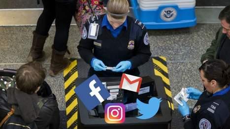 Fournir ses identifiants réseaux sociaux pourrait bientôt devenir obligatoire pour n'importe quel étranger souhaitant entrer aux États-Unis