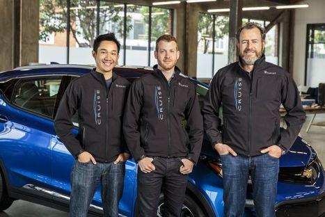General Motors acquiert Cruise Automation et se lance dans la course à l'automatisation