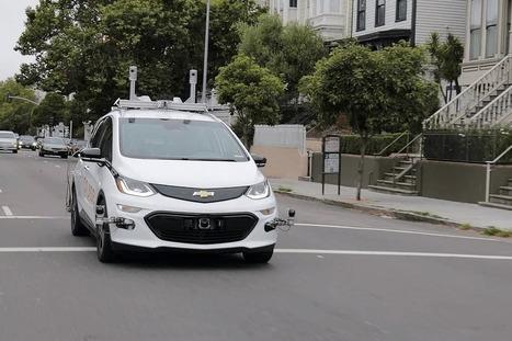 General Motors veut faire rouler des voitures sans volant ni pédale en 2019