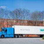 Google Waymo prend de l'avance sur les camions autonomes