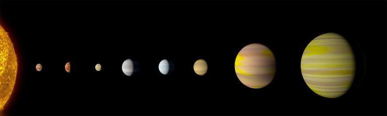 Grâce à une IA de Google, la Nasa a découvert deux nouvelles exoplanètes – Sciences – Numerama