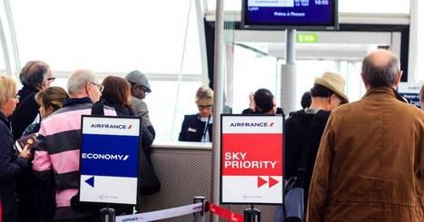 Grève chez Air France : on s'est procuré les (énormes) salaires des pilotes