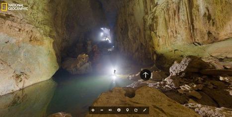 Hallucinant, la visite en 3D de la plus grande grotte du monde, à Son-Doong au Vietnam