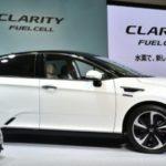 Honda lance un nouvelle voiture à hydrogène au Japon