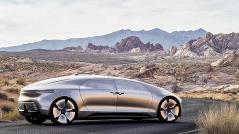 Hyundai et Mercedes veulent que leurs voitures autonomes soient les stars du CES 2016
