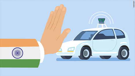 India's transport minister: Driverless cars will kill jobs