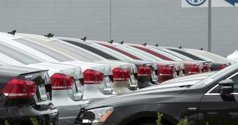 Insolite : Les cimetières des Volkswagen du DieselGate