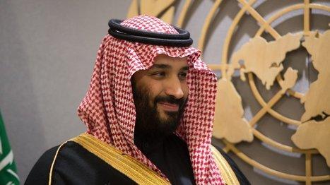 Israël a «droit» à un territoire, estime le prince héritier saoudien