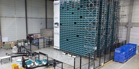 Jusqu'où ira la robotisation dans les entrepôts logistiques?