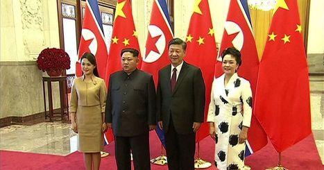 Kim Jong-un accueilli en grande pompe (et en secret) à Pékin