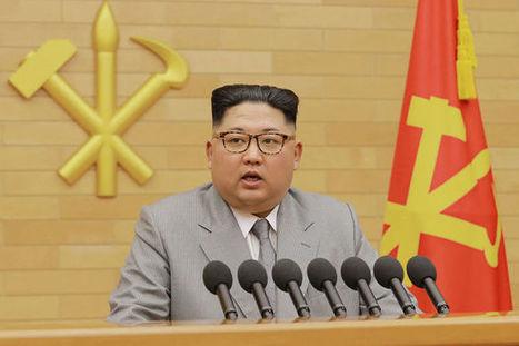 Kim Jong-Un veut produire bombes nucléaires et missiles en masse… mais envisage de participer aux JO de Séoul