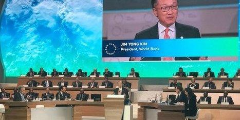 La Banque mondiale ne financera plus le gaz et le pétrole