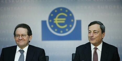 La BCE loin d'en avoir fini avec l'argent bon marché