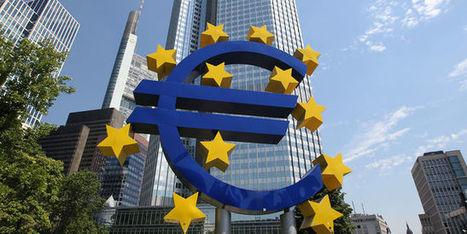 La BCE rachète les dettes des groupes du CAC 40