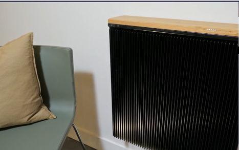 La blockchain devient écolo avec ce radiateur mineur de bitcoin