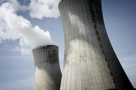 La centrale nucléaire du Tricastin à l'arrêt forcé