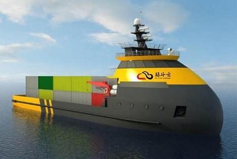 La Chine investit dans une zone d'essai géante pour navires « robots »
