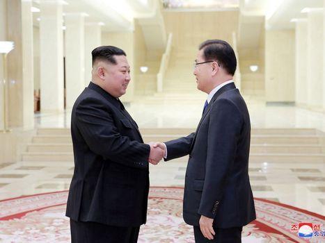 La Corée du Nord prête à engager des discussions sur la dénucléarisation