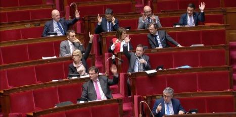 La démocratie selon Macron : Limiter le droit d'amendement ? Les députés de l'opposition votent contre