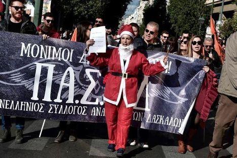 La fin de l'austérité en Grèce, mais à quel prix ?