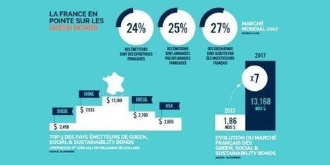 La France pionnière et moteur de la finance verte