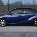 La Mirai de Toyota, pionnière à l'hydrogène