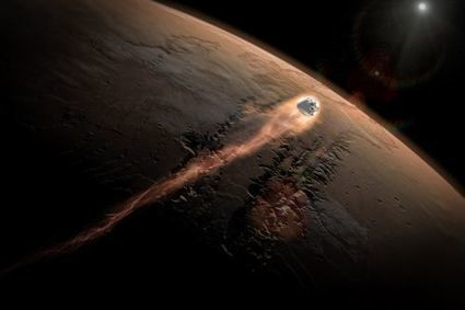 La Nasa va aider SpaceX à aller sur Mars