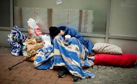 La pauvreté atteind un niveau record en Allemagne